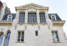 Ravalement atelier d'artiste Cassini, Paris 14 ème
